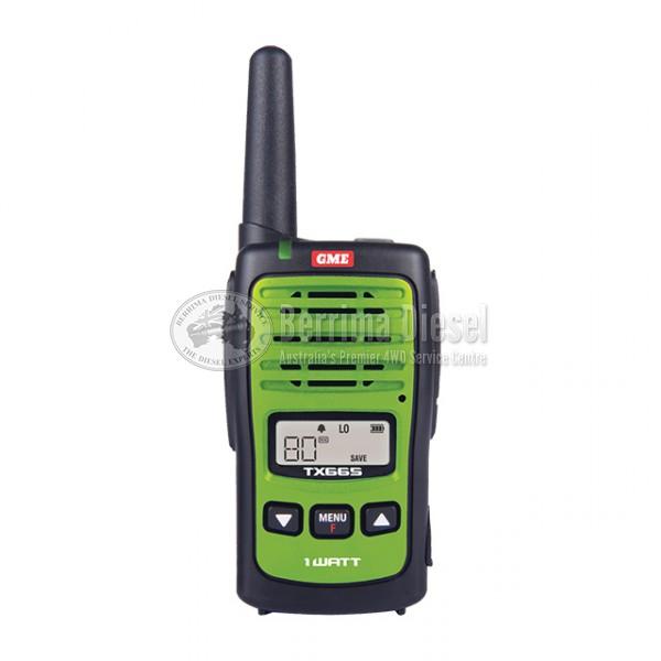 GME TX665 handheld UHF Radio