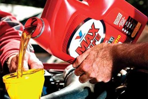 Engine Oil Flush Safety