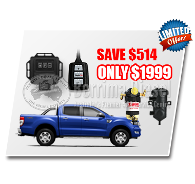 Ford Ranger PX Performance & Performance & Protection Bundle Deal