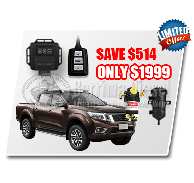 Nissan Navara NP300 Performance & Protection Bundle Deal