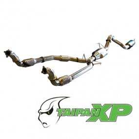 Taipan Exhaust Kit