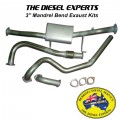 The Diesel Experts Exhaust Kit
