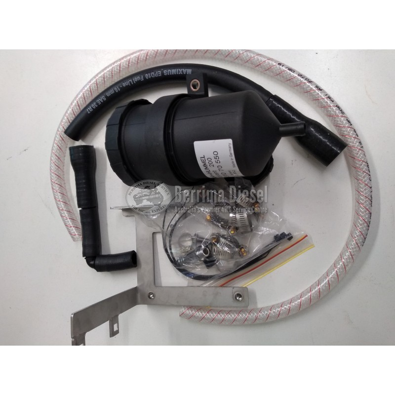 ( PROVENT Catch Can Kit ) Nissan Navara D40 2 5 (Thai Built ONLY)
