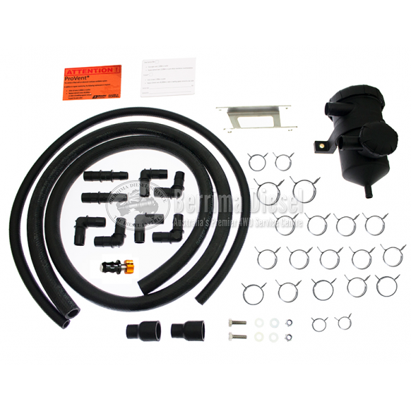 ( PROVENT Catch Can Kit ) Land Rover Defender 2.2L 2012 / 2017
