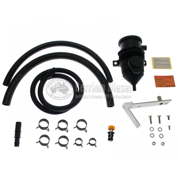 ( PROVENT Catch Can Kit ) Suitable for Toyota Hilux N70 3.0L (1KD-FTV) 2006 - 2015