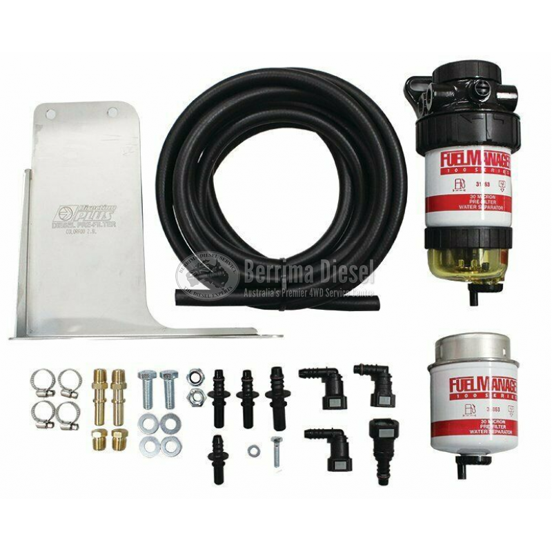 ( Stanadyne Filter Manager System ) Holden Colorado / Colorado 7 2 8L (UTE  AND WAGON)