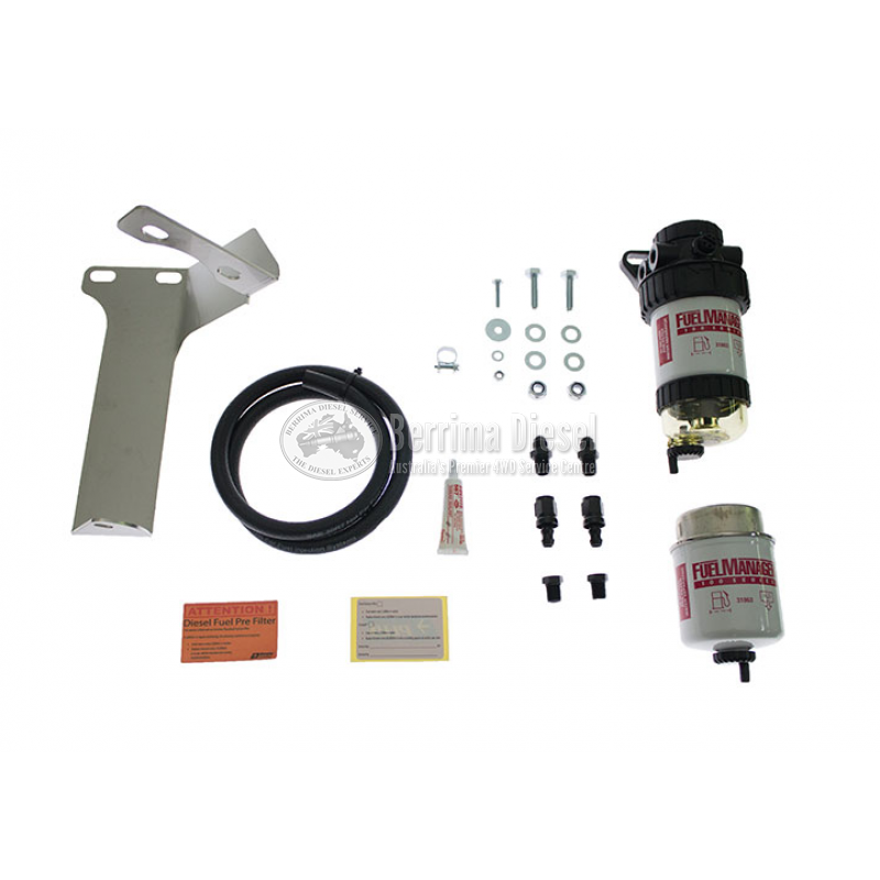 ( Stanadyne Filter Manager System ) Suitable for Toyota Prado 2 8L 150  Series SINGLE BATTERY