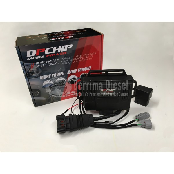 ( DPCHIP ) Isuzu D-Max 3.0 CRD Manual 3.0L 4cyl ( 120KW / 360NM )