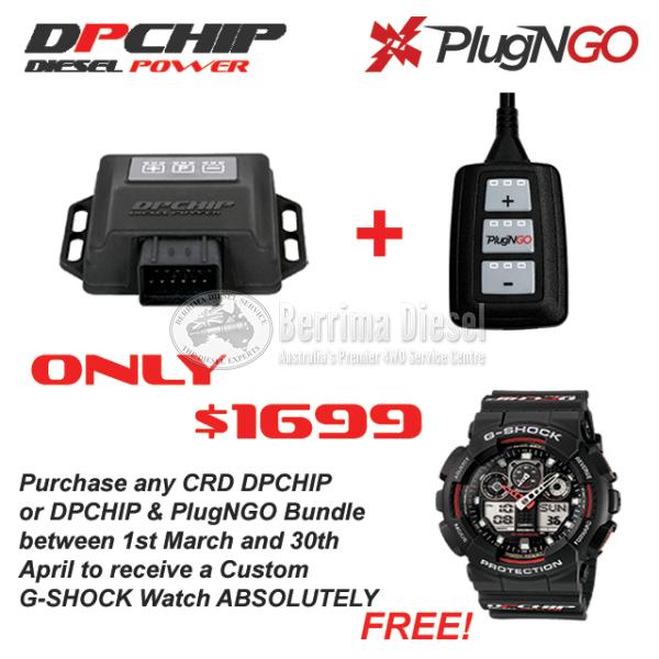 PlugNGO & DPCHIP Package (Ford Ranger Raptor 2L)