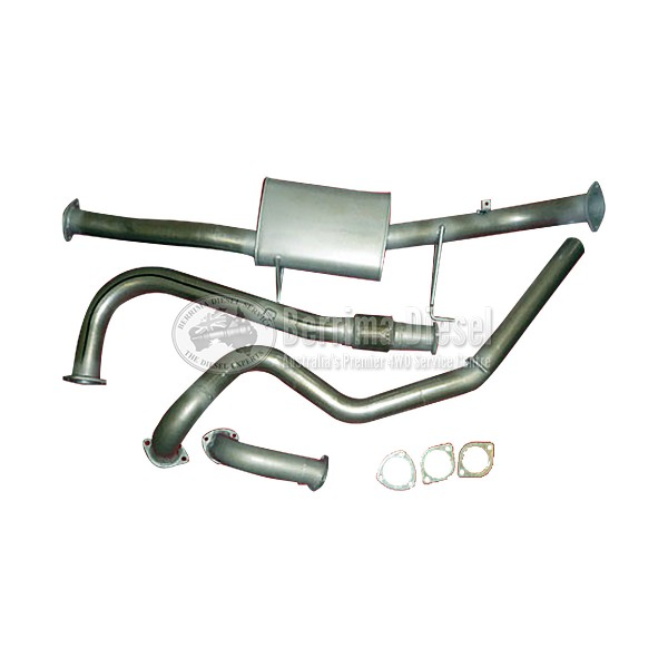 The Diesel Experts Exhaust Mitsubishi Triton Ml 32l Crd: Triton Exhaust System At Woreks.co