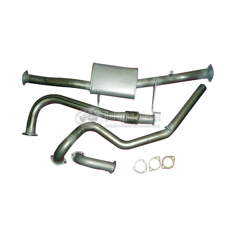 The Diesel Experts Exhaust Mitsubishi Triton Mn 25l Crd: Triton Exhaust Pipes At Woreks.co