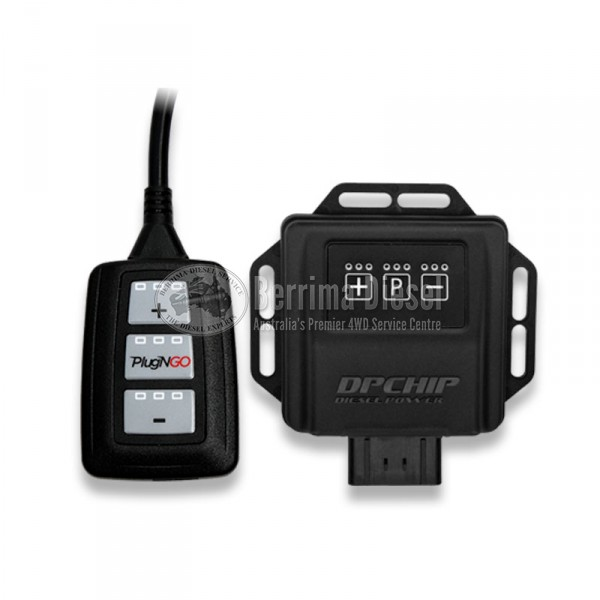 PlugNGO & DPCHIP Package (Suitable for Toyota Hilux (04-05 to 08-06 build) 3.0 D4D 1KD-FTV)