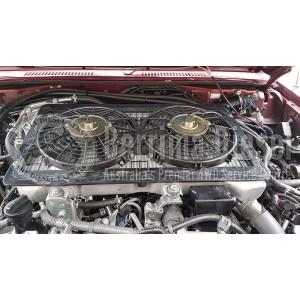 Berrima Diesel   Intercooler Fan