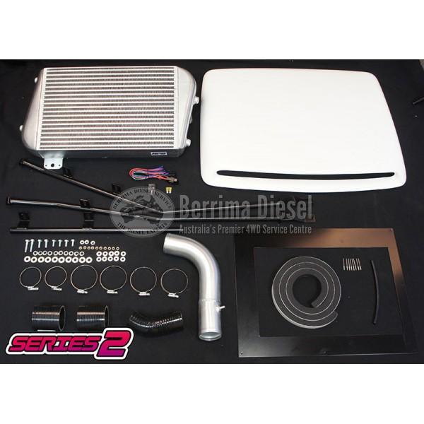 Nissan Patrol Zd30 Common Rail Series 2 Intercooler Kit