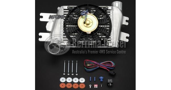 Nissan Patrol Zd30 Common Rail Intercooler Kit
