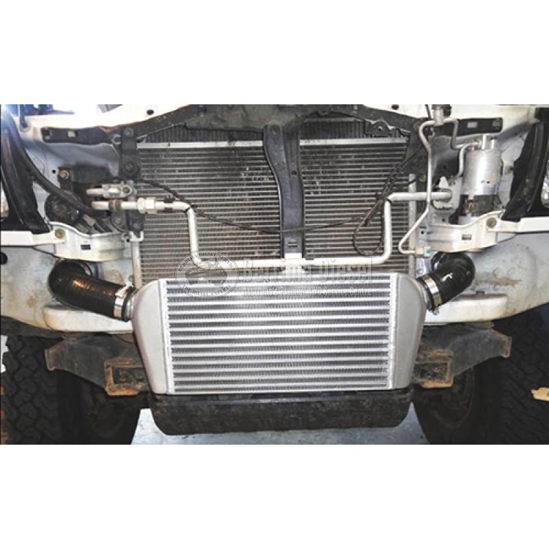 Suitable for Toyota HILUX 1KZ-TE FRONT MOUNT INTERCOOLER