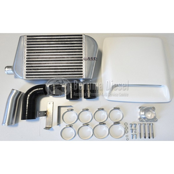 Suitable for Toyota HILUX 02-05 1KZ-TE TOP MOUNT INTERCOOLER KIT