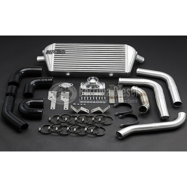 Suitable for Toyota LANDCRUISER 75, 78, 79 SERIES 1HZ INTERCOOLER KIT