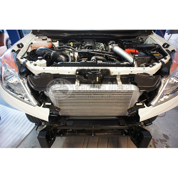MAZDA BT50 2012 - CURRENT FRONT MOUNT INTERCOOLER