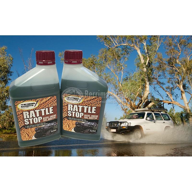Rattle Stop Diesel Engine Fuel Additive