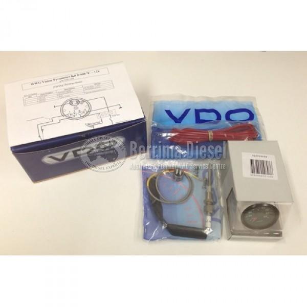 VDO PYROMETER / EGT Gauge kit