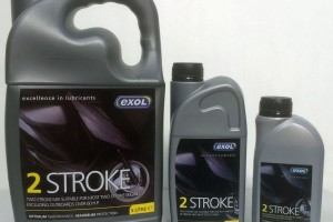 2 stroke oil in diesel fuel