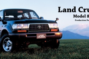 Cold start 80 series Landcruiser