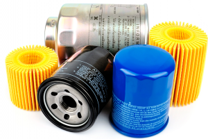 A Oil Filter service interval