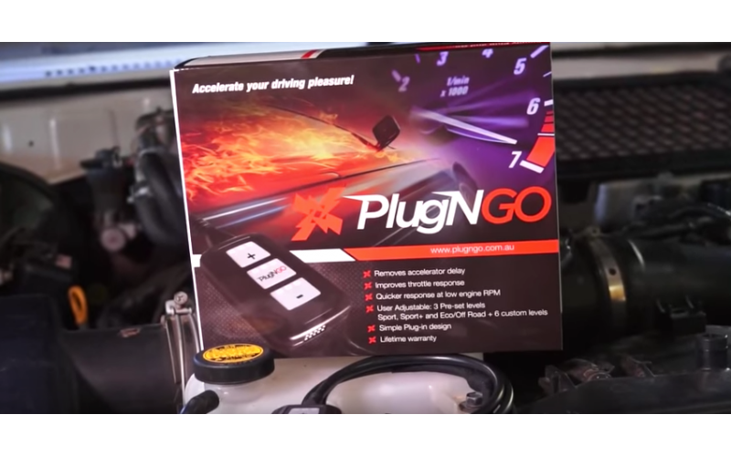 PlugNGO - Accelerate your driving pleasure!