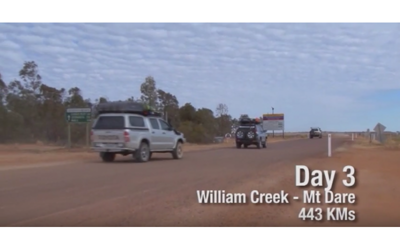 Day Three in Simpson Desert Part 1