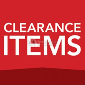 Clearance Items