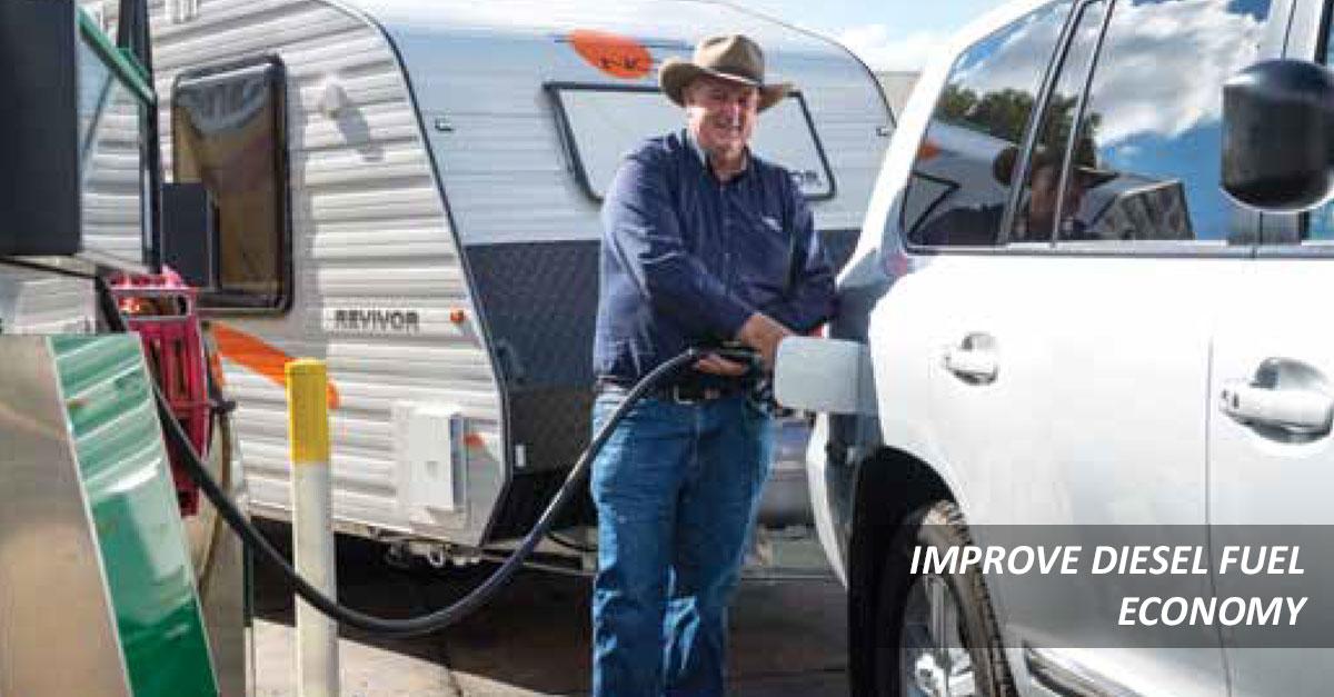 Improve Diesel Fuel Economy