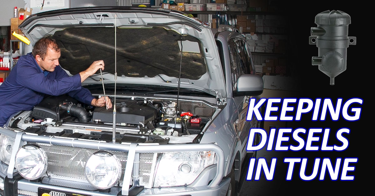 Berrima Diesel Service | Oil Catch Can