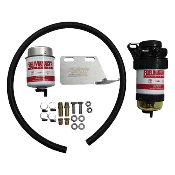 Berrima Diesel Service Pre Filter Kit